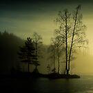 Inland island by trbrg