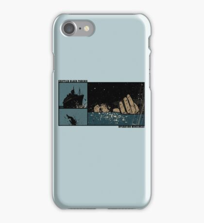 Operation Mincemeat iPhone Case/Skin
