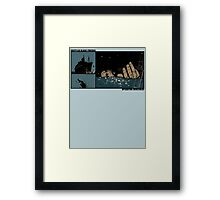 Operation Mincemeat Framed Print