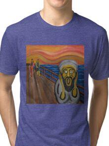 The Real Terror Tri-blend T-Shirt