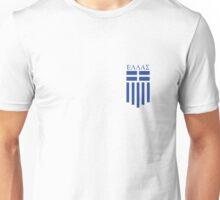 Greek Badge Tee Unisex T-Shirt