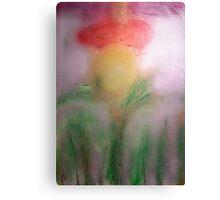 magic flower Canvas Print