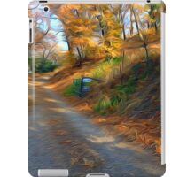 The Road to Mr. Bowman iPad Case/Skin