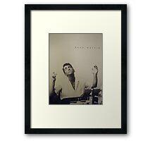 Deano Framed Print