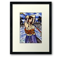 I can be your Fantasy Framed Print