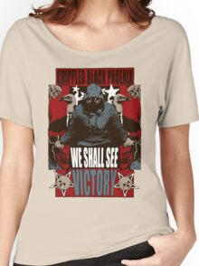 We Shall See Victory! Women's Relaxed Fit T-Shirt