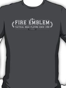 Fire Emblem - Retro White Dirty T-Shirt