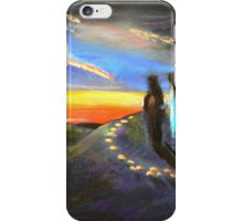 Collaboration with Redbubble Author, Enivea .....Dancing in the Dawn iPhone Case/Skin