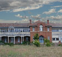 St Johns Orphanage Goulburn Nsw by rossco