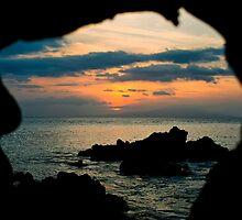 Window to Paradise by Teresa Zieba