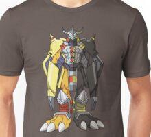 (Black)Wargreymon Unisex T-Shirt
