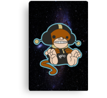 Köpke Chara Collection - Spacemonkey Canvas Print