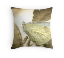 stern bright faeries ©2007 W.Cook Throw Pillow
