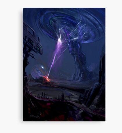 Storm Cruiser Canvas Print