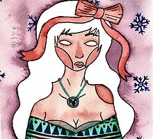 Holly Lady by Jazmine Phillips