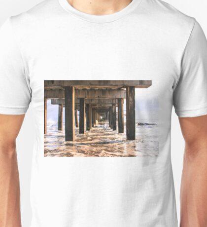Coney Island Pier Unisex T-Shirt