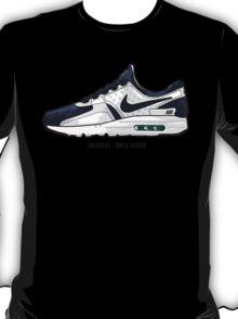 Sneakers - SMILE Design T-Shirt