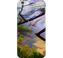 The Lost World iPhone Case/Skin