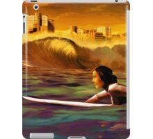 Barece chica iPad Case/Skin