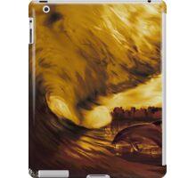 Ola delfin iPad Case/Skin