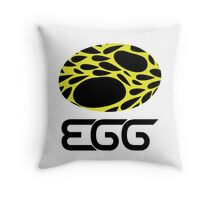 Easter egg Throw Pillow
