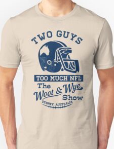 Two Guys Too Much NFL T-Shirt