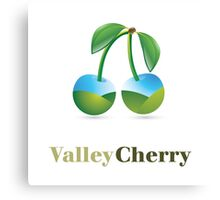 Valley Charrey Canvas Print