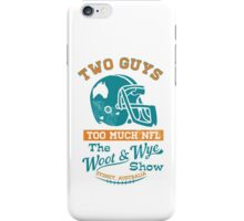 2014 Team of The Podcast Edition iPhone Case/Skin