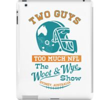 2014 Team of The Podcast Edition iPad Case/Skin
