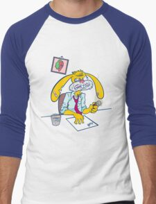 Boss Bunny! Men's Baseball ¾ T-Shirt