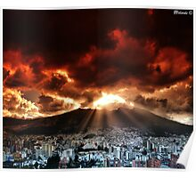 Late Afternoon in Quito Poster