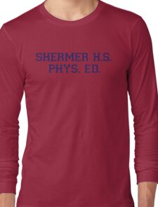 Shermer High School Physical Education Long Sleeve T-Shirt