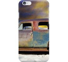 End of the Trip iPhone Case/Skin