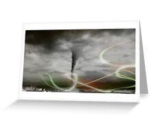 I'm a Tornado Greeting Card