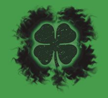 smokey shamrock by asyrum