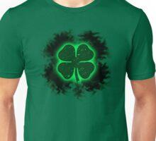smokey shamrock Unisex T-Shirt