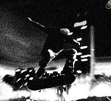 Noche Skate by 4d2SurfyArte