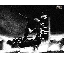 Noche Skate Photographic Print
