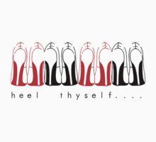 heel thyself.... by montdragon