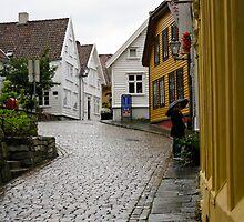 Historic Stavanger by MeBoRe