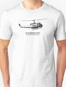 Huey Helicopter Graphic T-Shirt