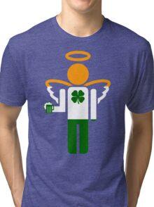 irish angel Tri-blend T-Shirt