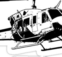 Bell 212 Helicopter  Sticker