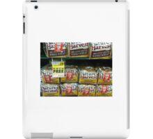 bread co iPad Case/Skin