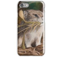 Pika Meal iPhone Case/Skin