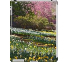 Daffodils at the Farm iPad Case/Skin