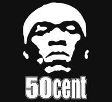 Stencil 50 Cent Kids Clothes