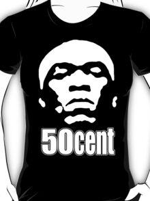 Stencil 50 Cent T-Shirt