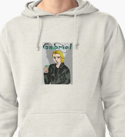Gabriel the Trickster Pullover Hoodie