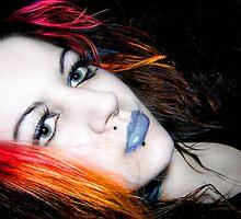 New face hole by Lividly Vivid